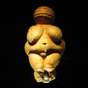 Venus of Willendorf circa 13,000-18,000 BCE