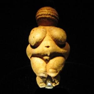 Venus of Willendorf circa 13,000-18,000 BCE