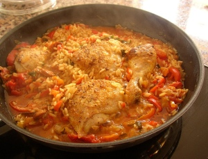 arroz-and-pollo