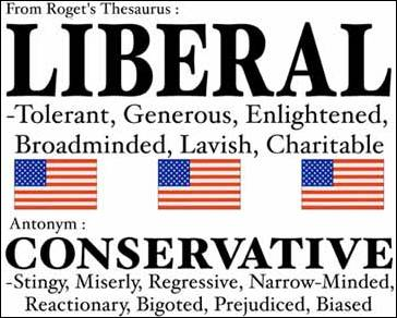 being a Liberal