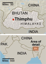 bhutan_map