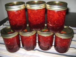 Strawberry Jam