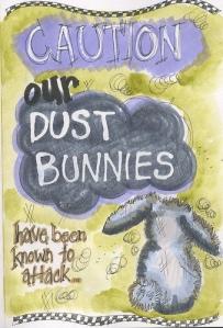dustbunnies