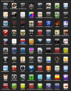 Rob's iPhone Apps