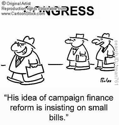 an analysis of campaign finance reform Links to other campaign finance reform court cases analysis of congressional legislation on campaign finance reform  state-by-state analysis of major campaign .
