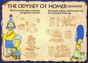 How Does Odysseus Show Courage?