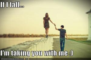 taking you with me