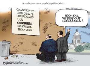 Congress-Popularity