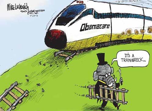 Obamacare-Derailed