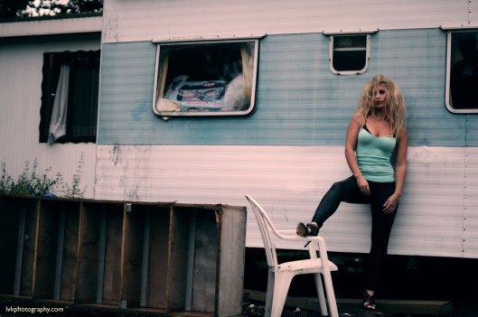 Sitting Around The Trailer Existential Ennui